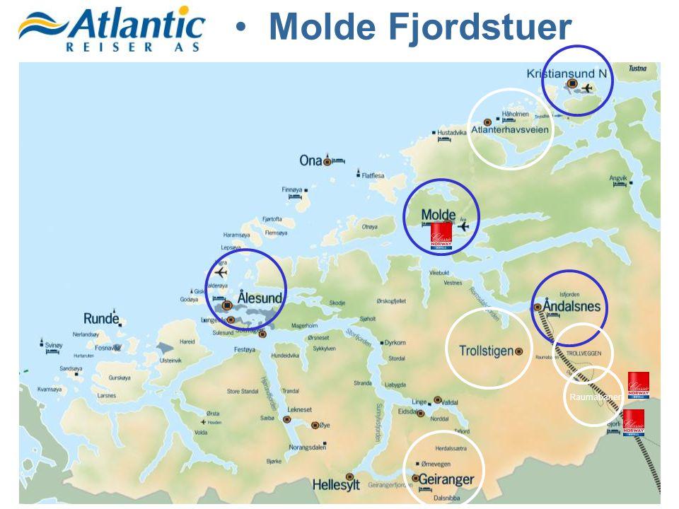 Molde Fjordstuer Raumabanen