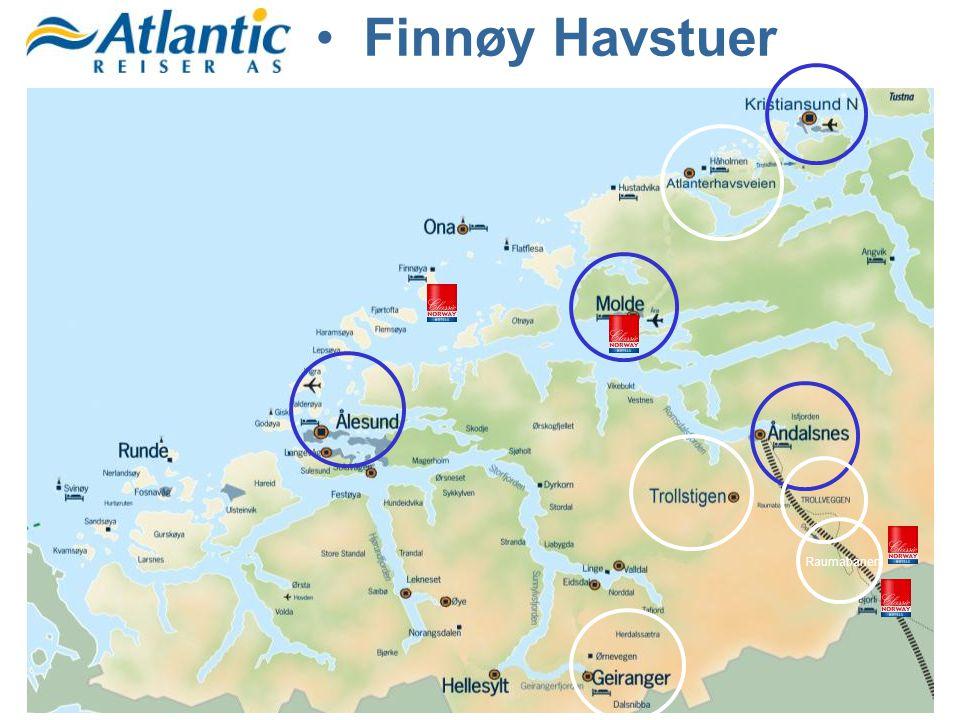 Finnøy Havstuer Raumabanen