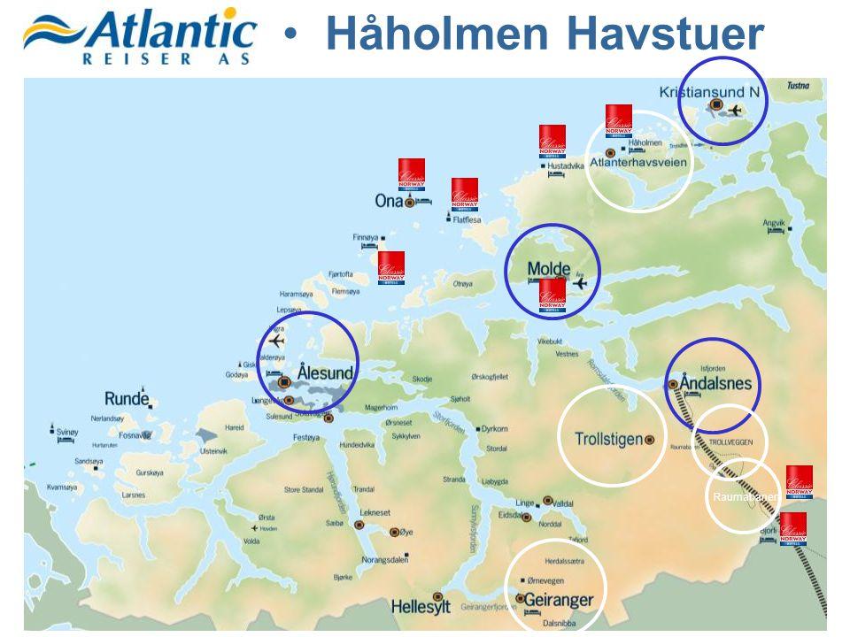 Håholmen Havstuer Raumabanen