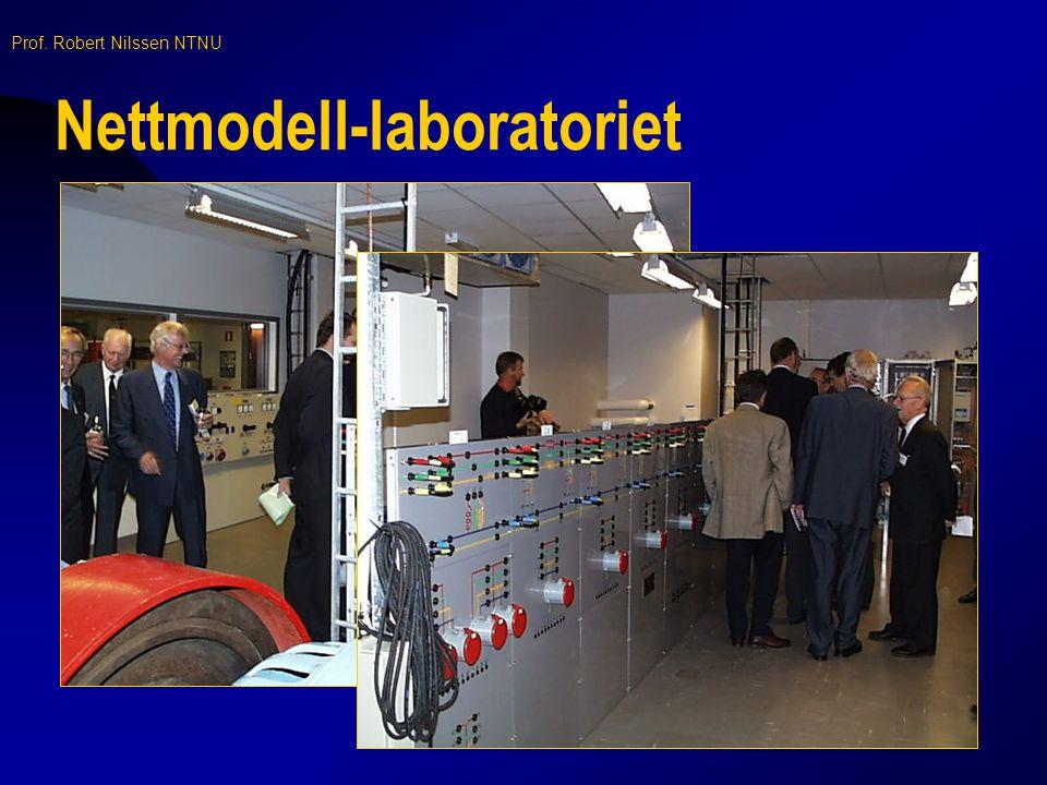 Nettmodell-laboratoriet