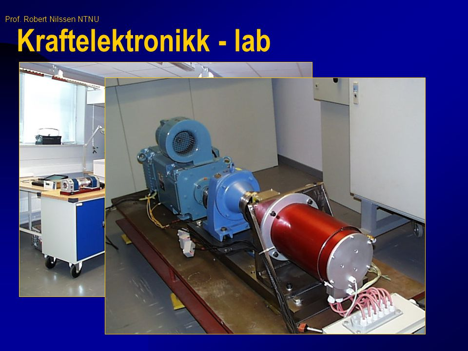 Kraftelektronikk - lab