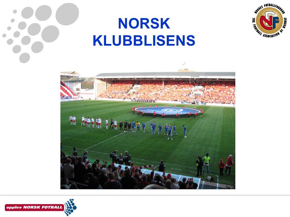 NORSK KLUBBLISENS
