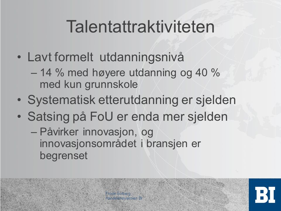 Talentattraktiviteten