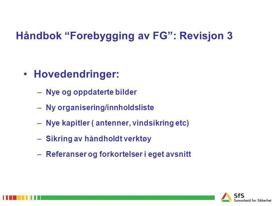 Håndbok Forebygging av FG : Revisjon 3