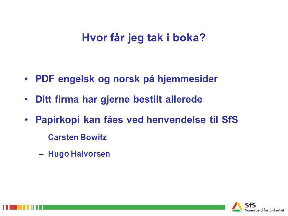 Hvor får jeg tak i boka PDF engelsk og norsk på hjemmesider