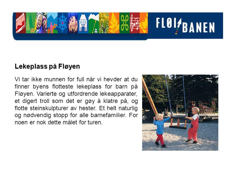 Lekeplass på Fløyen