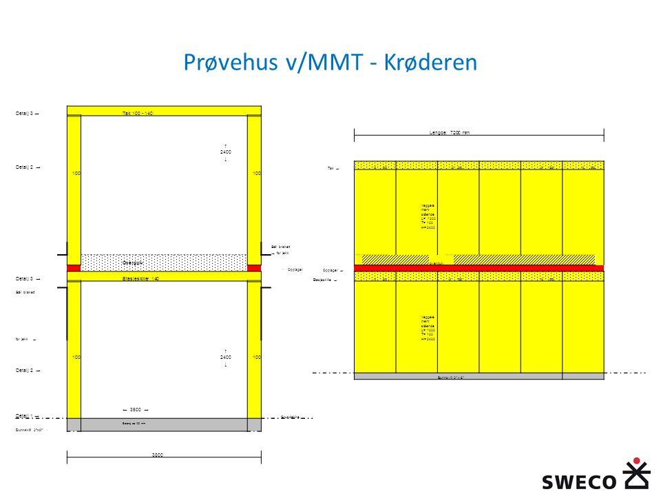 Prøvehus v/MMT - Krøderen