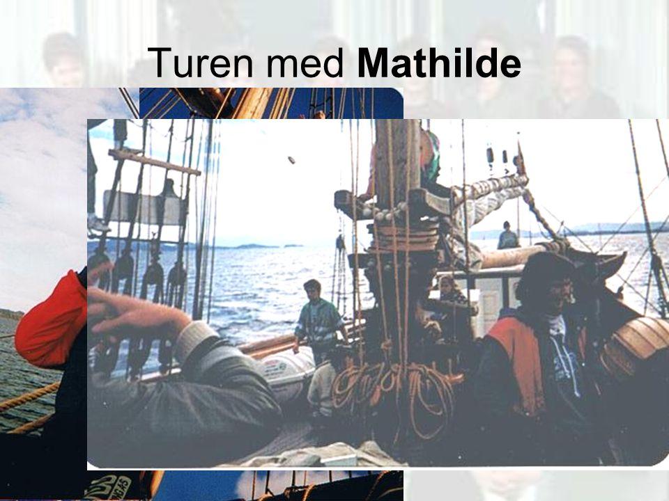Turen med Mathilde