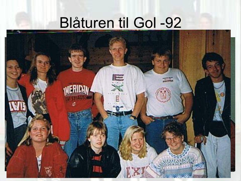 Blåturen til Gol -92