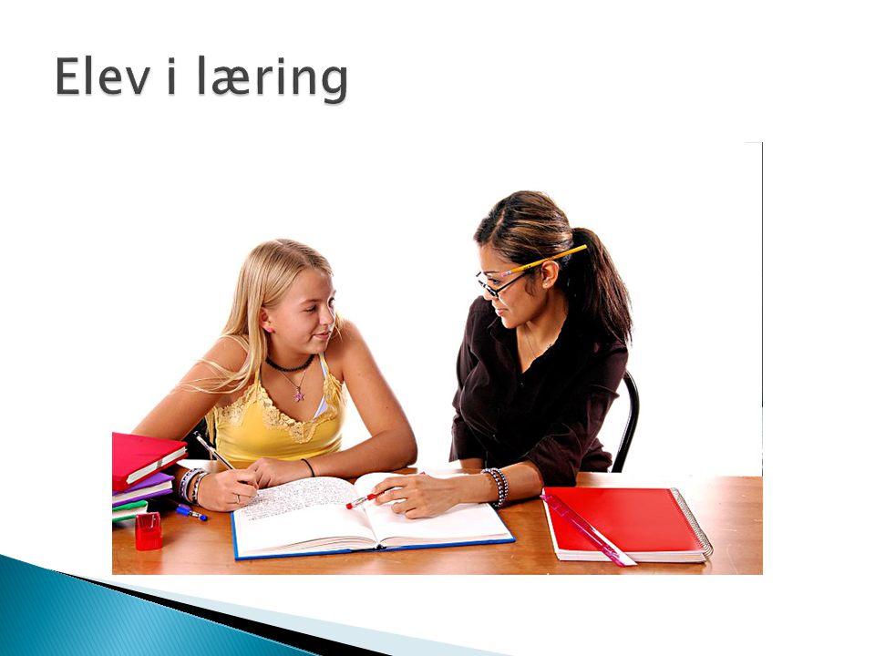 Elev i læring