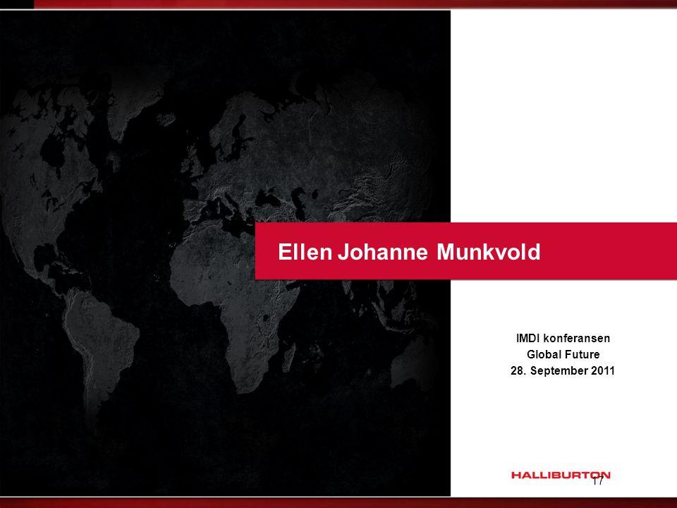 Ellen Johanne Munkvold