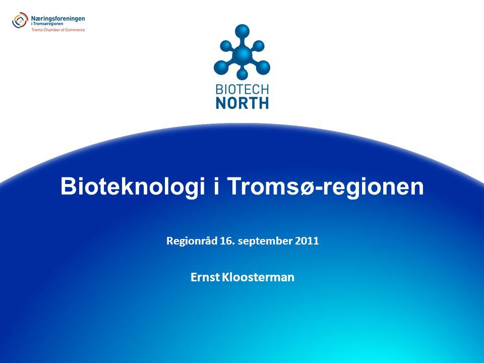 Bioteknologi i Tromsø-regionen