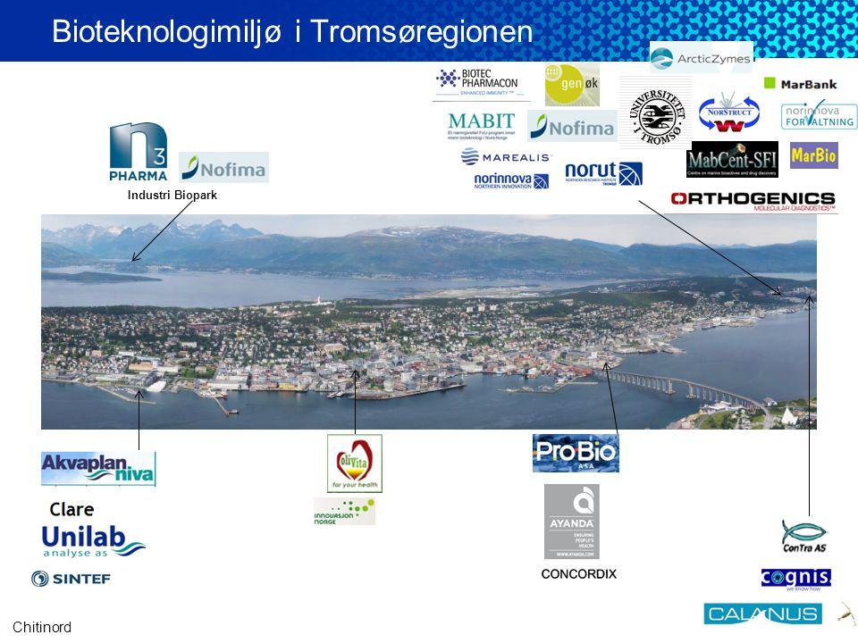 Bioteknologimiljø i Tromsøregionen