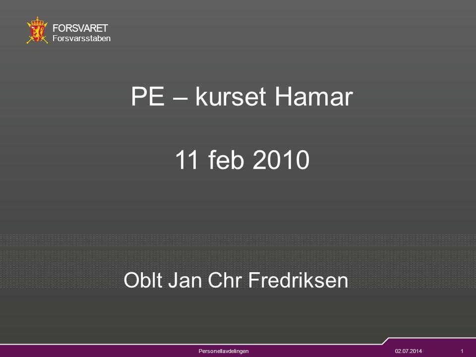 Oblt Jan Chr Fredriksen