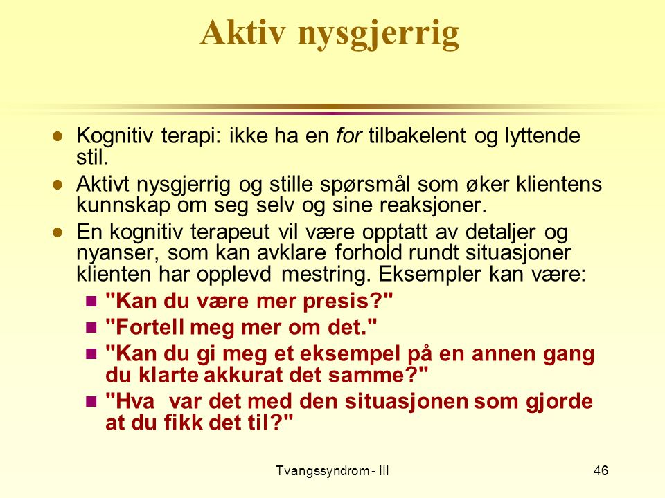 Psykologspesialist Jarle Eknes