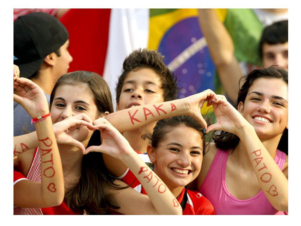 likhet - Ungdom i Brasil har mye til felles med ungdom i Norge:
