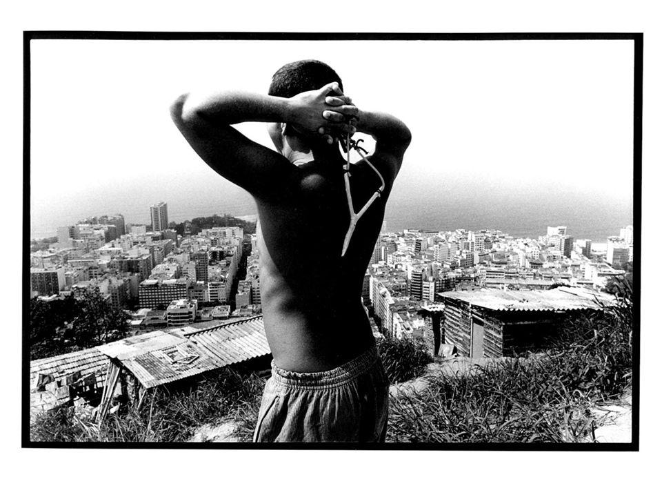 Portrett ulikhet Men det er også store forskjeller mellom norsk og brasiliansk ungdom: