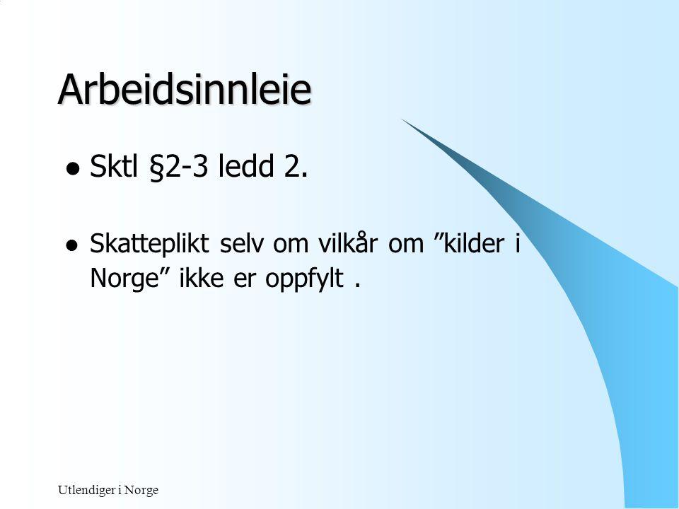 Arbeidsinnleie Sktl §2-3 ledd 2.