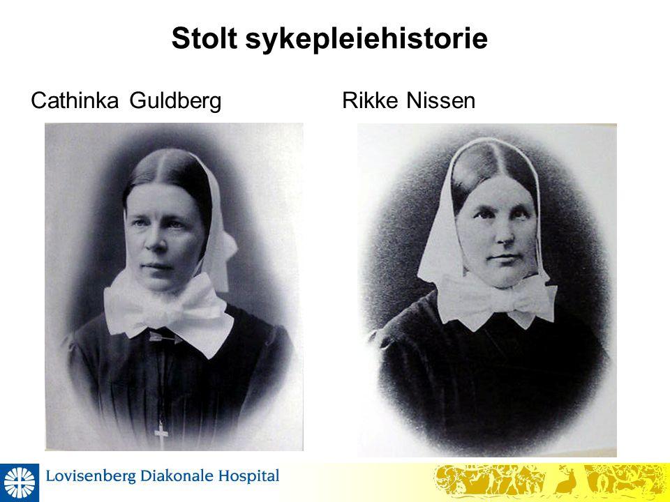 Stolt sykepleiehistorie