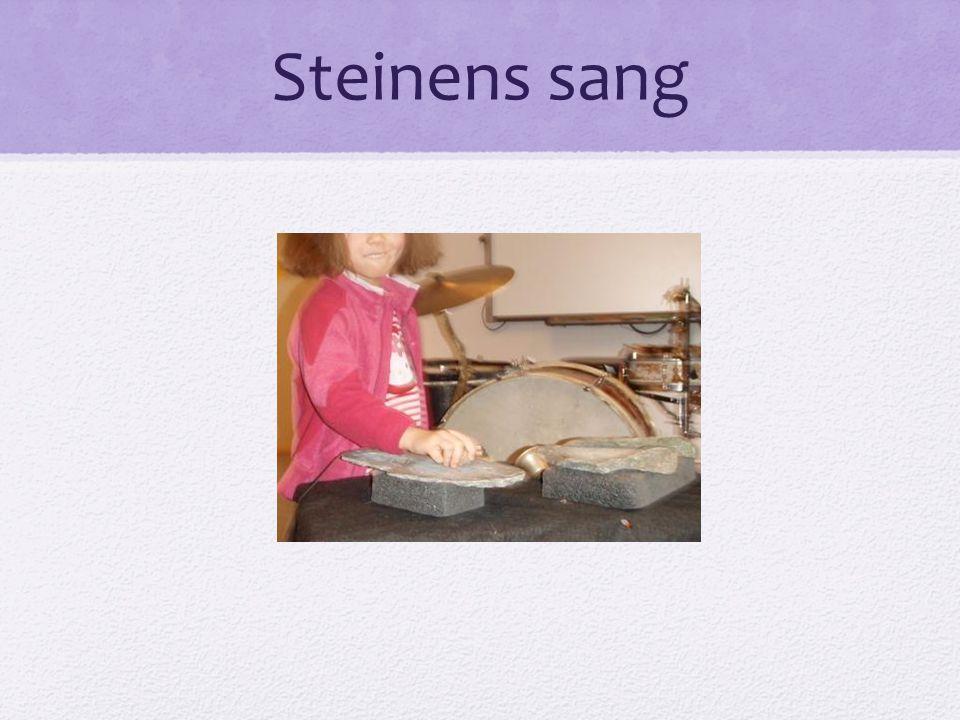 Steinens sang