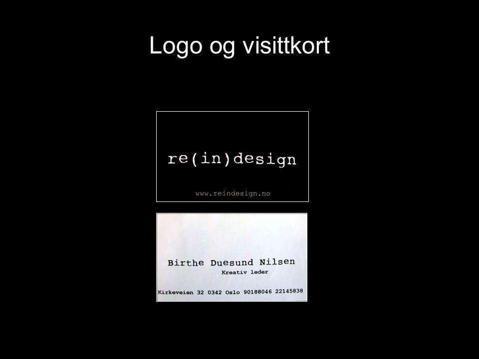 Logo og visittkort