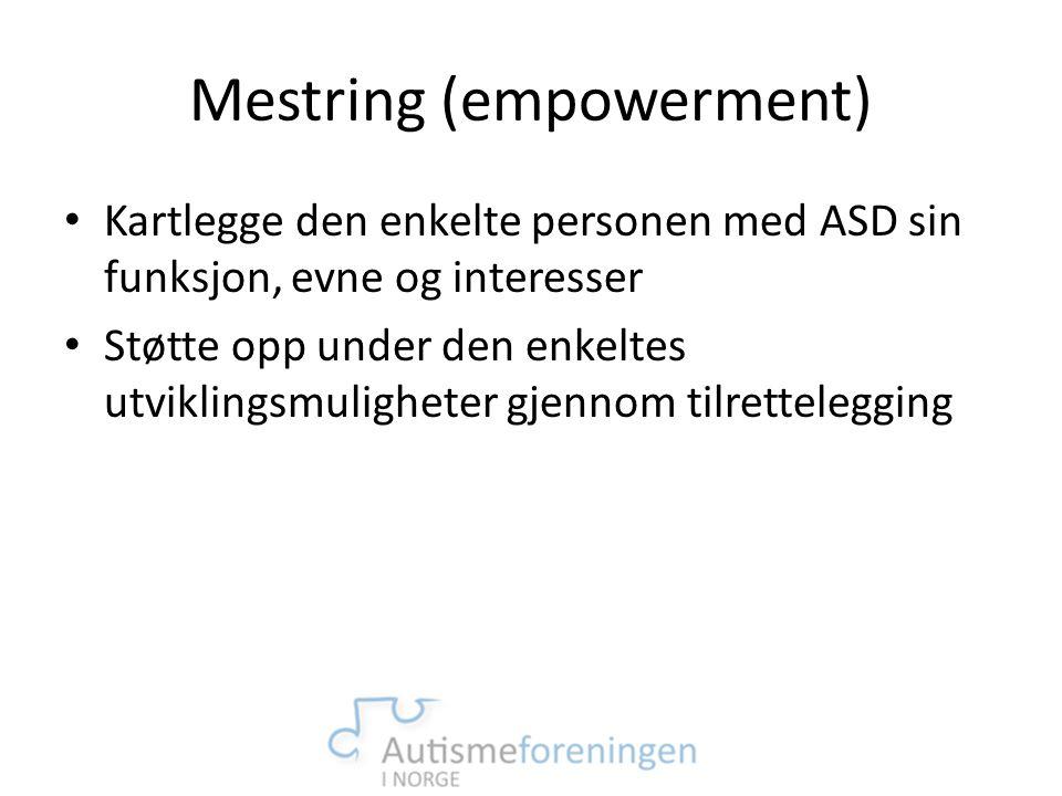 Mestring (empowerment)