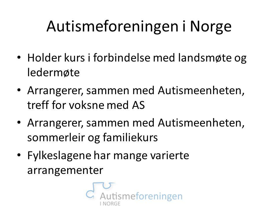 Autismeforeningen i Norge
