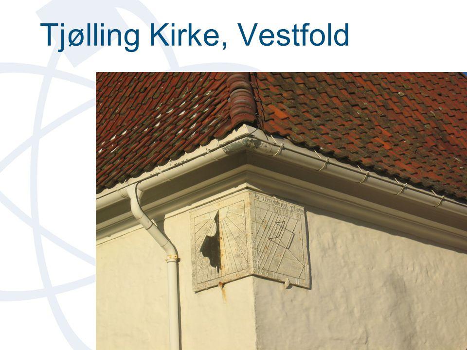 Tjølling Kirke, Vestfold