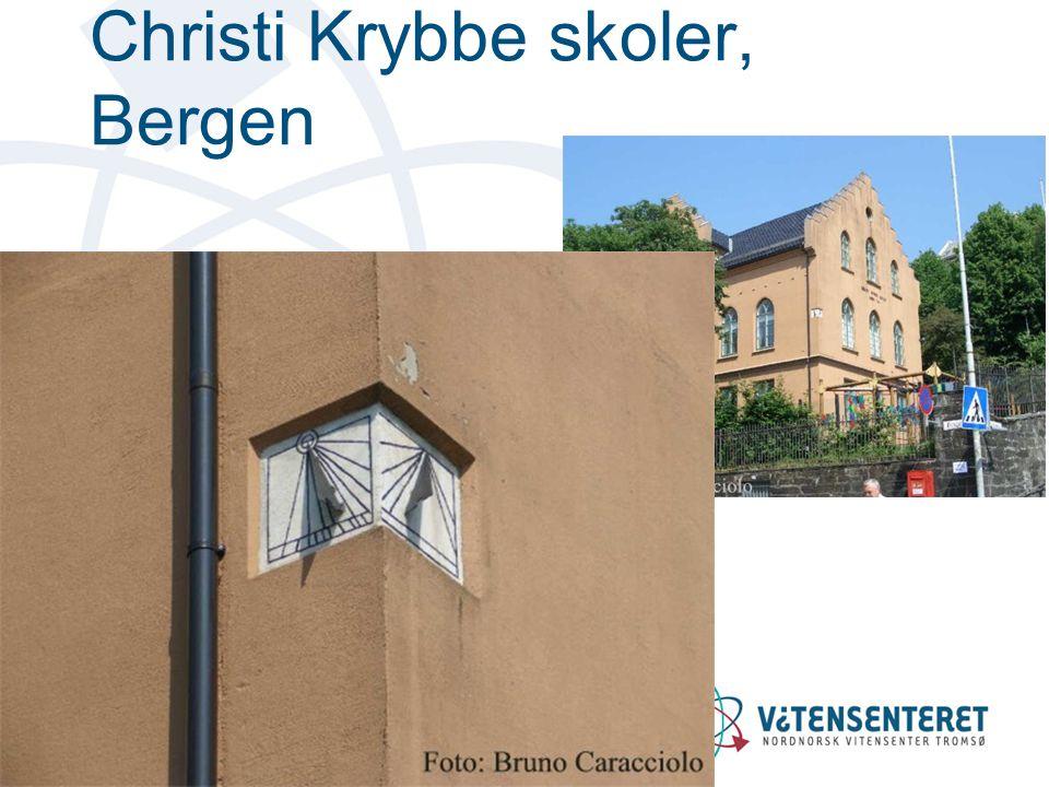 Christi Krybbe skoler, Bergen