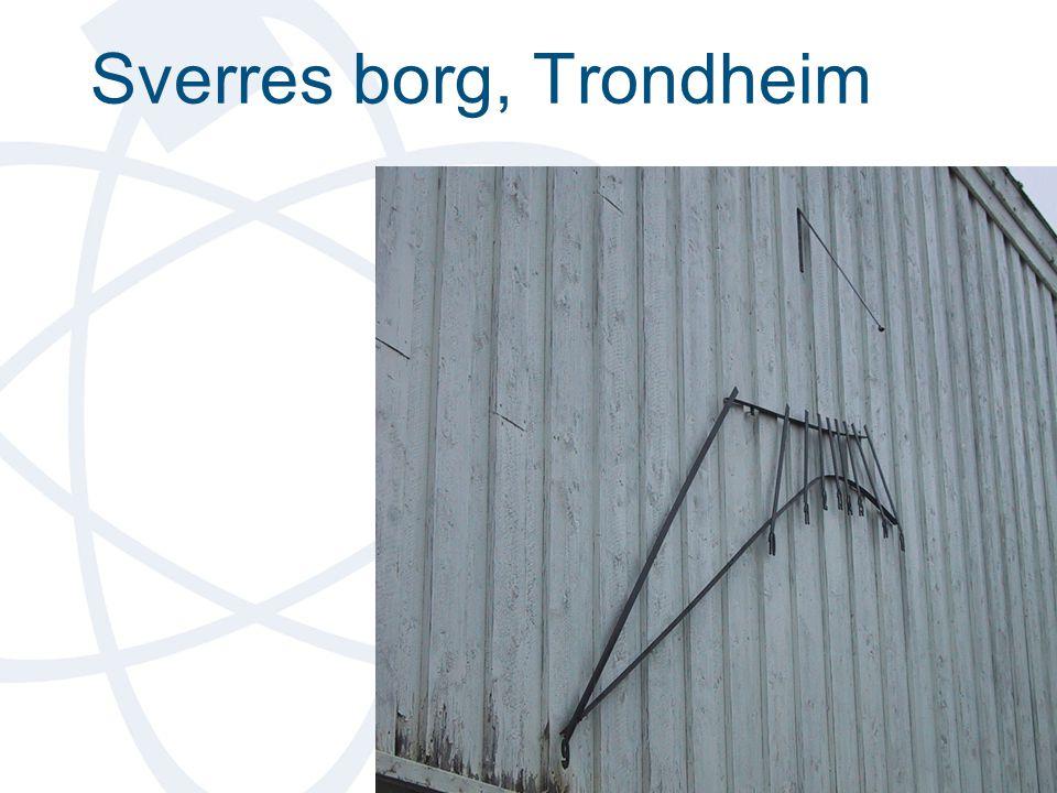 Sverres borg, Trondheim