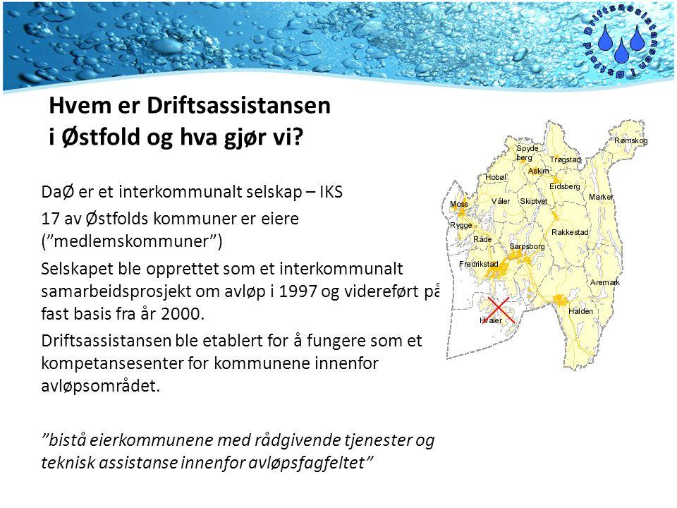 Hvem er Driftsassistansen i Østfold og hva gjør vi