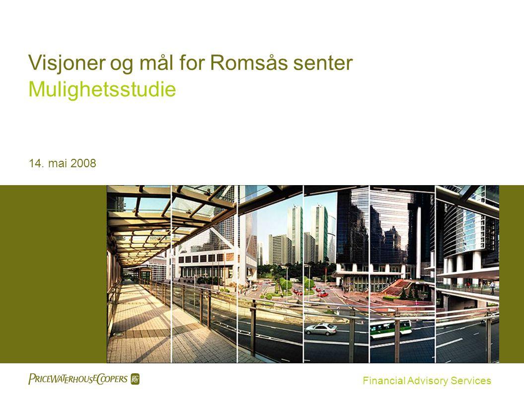 Visjoner og mål for Romsås senter Mulighetsstudie