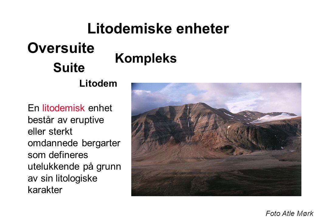 Litodemiske enheter Oversuite Kompleks Suite Litodem