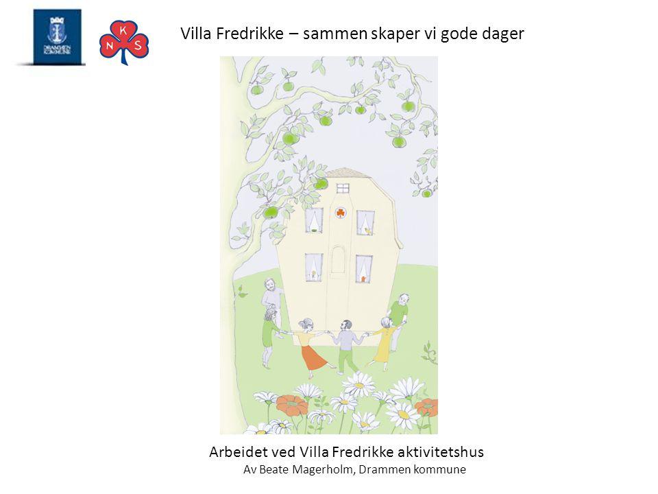 Av Beate Magerholm, Drammen kommune