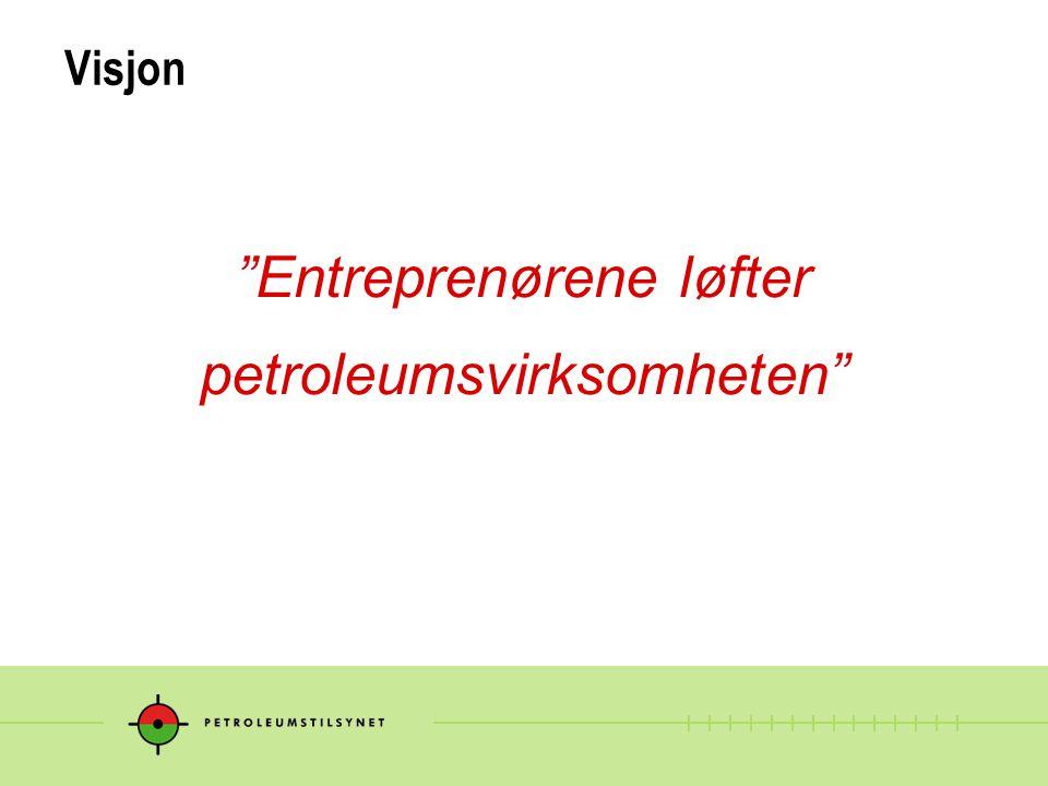 Entreprenørene løfter petroleumsvirksomheten