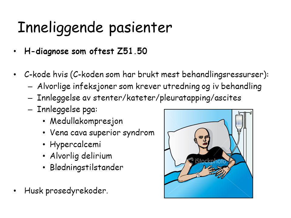 Inneliggende pasienter