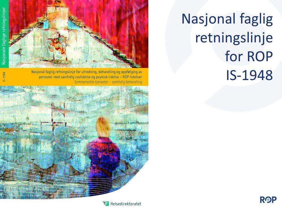 Nasjonal faglig retningslinje