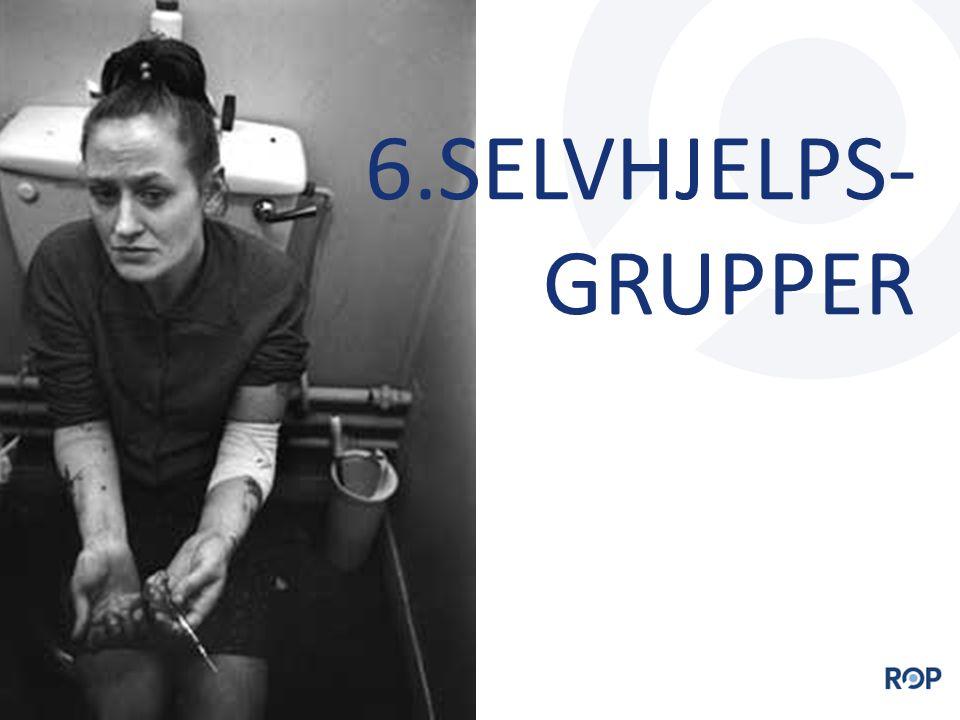 6.SELVHJELPS-GRUPPER
