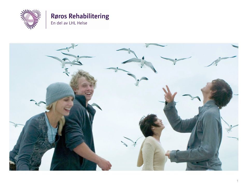 Åpne RR sin nettside Presentere RR – alle team – Gruppebasert, mestring livskvalitet.