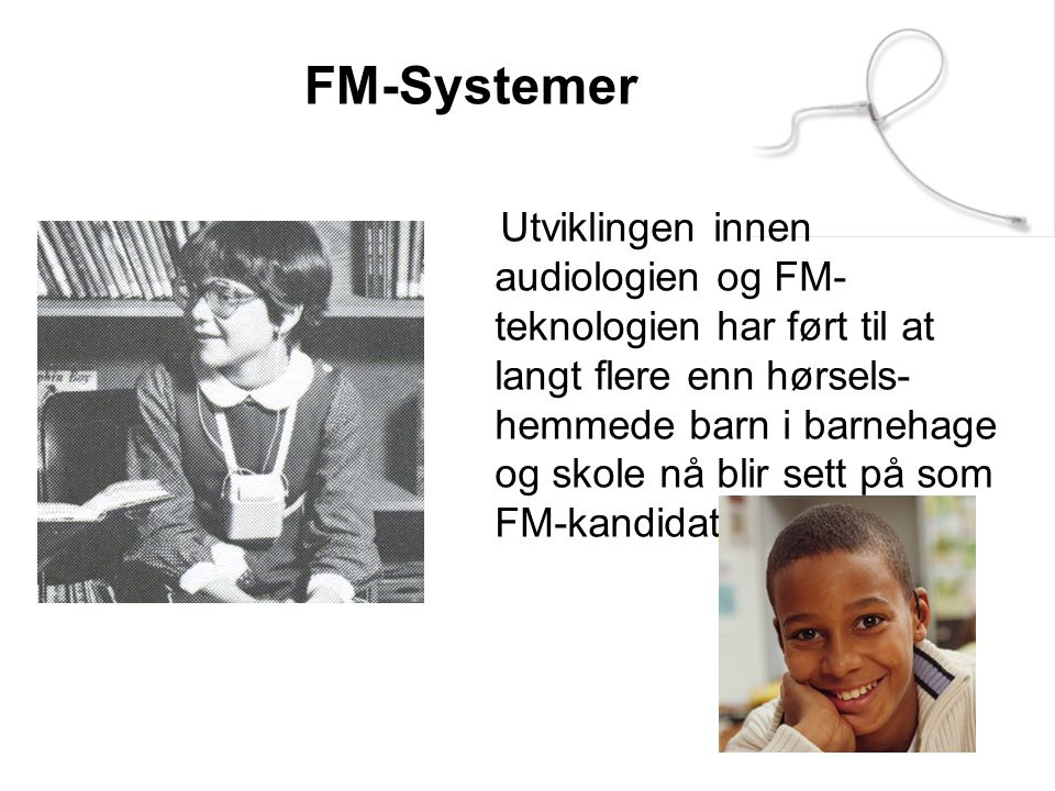 FM-Systemer
