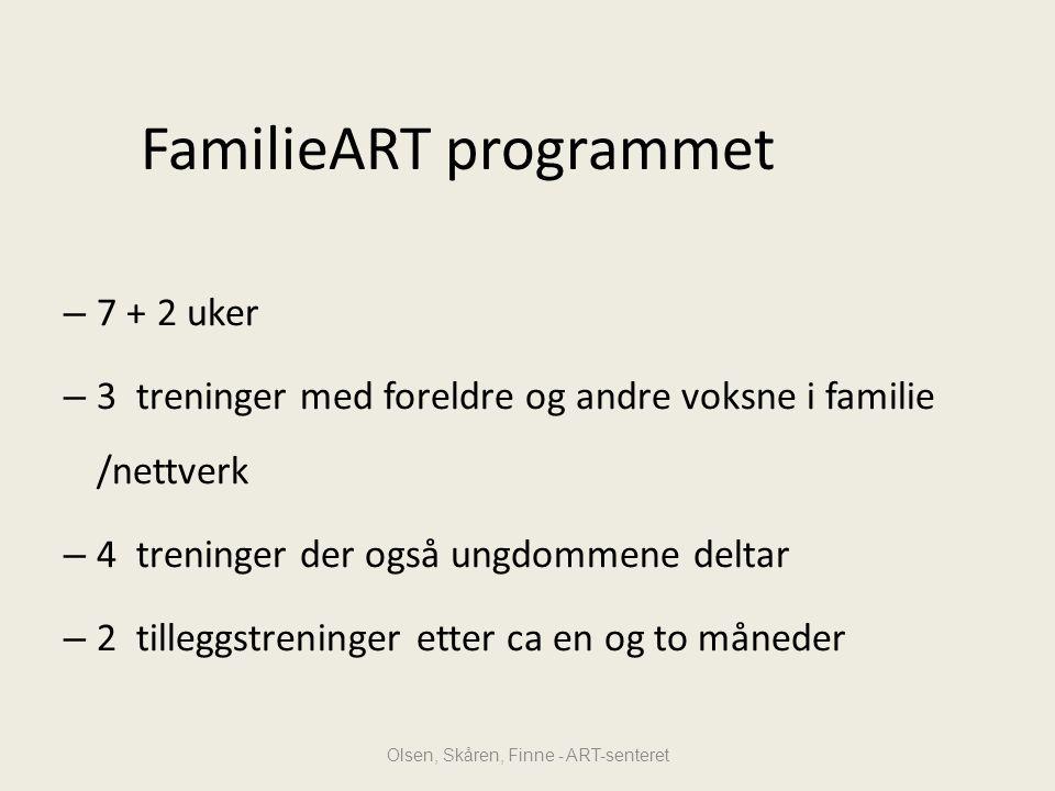 FamilieART programmet
