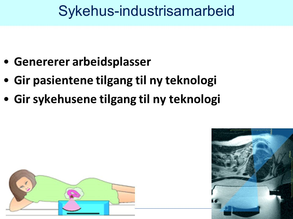Sykehus-industrisamarbeid