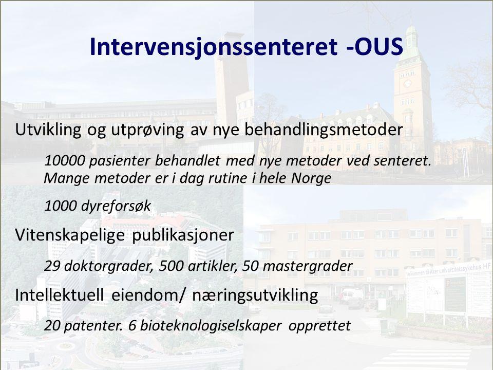 Intervensjonssenteret -OUS