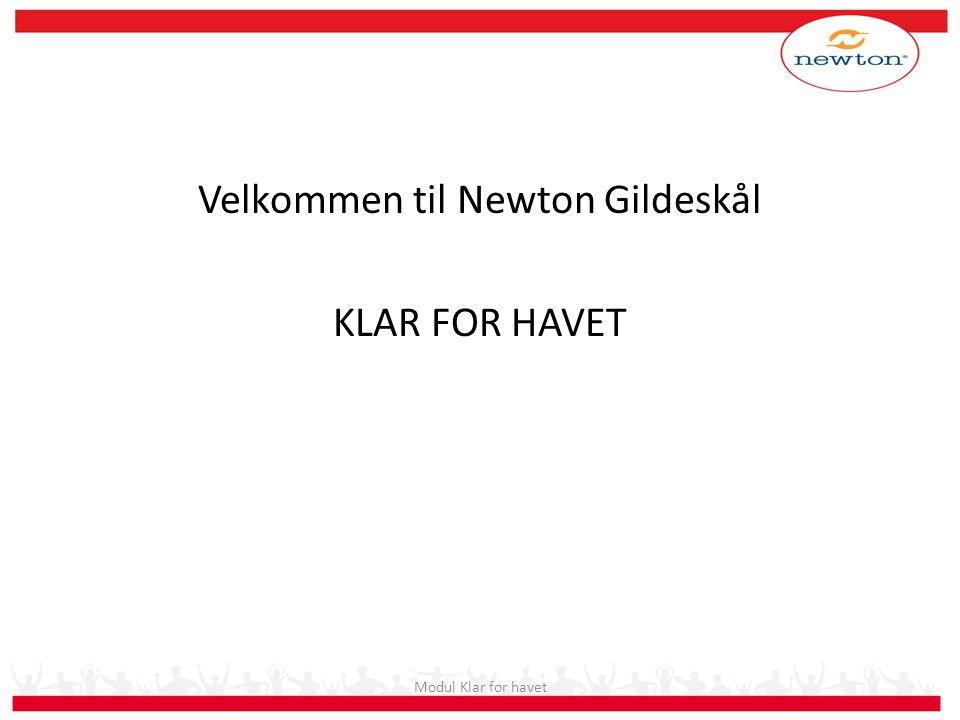 Velkommen til Newton Gildeskål