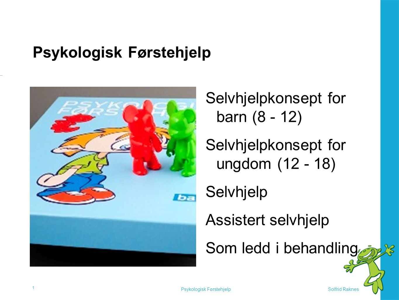 Referansegruppe: Torkil Berge Atle Dyregrov Ida Garløv Marit Hafting