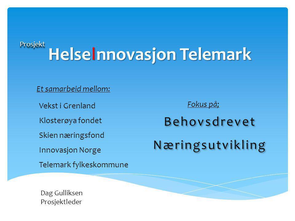 HelseInnovasjon Telemark
