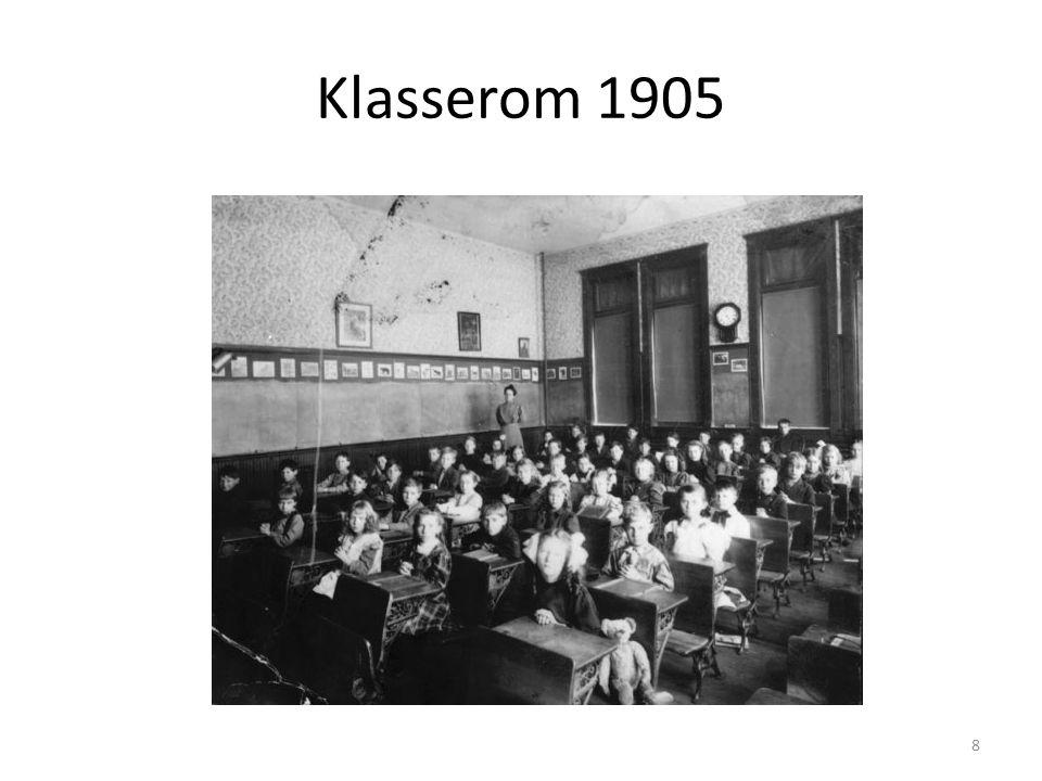 Klasserom 1905 morfar