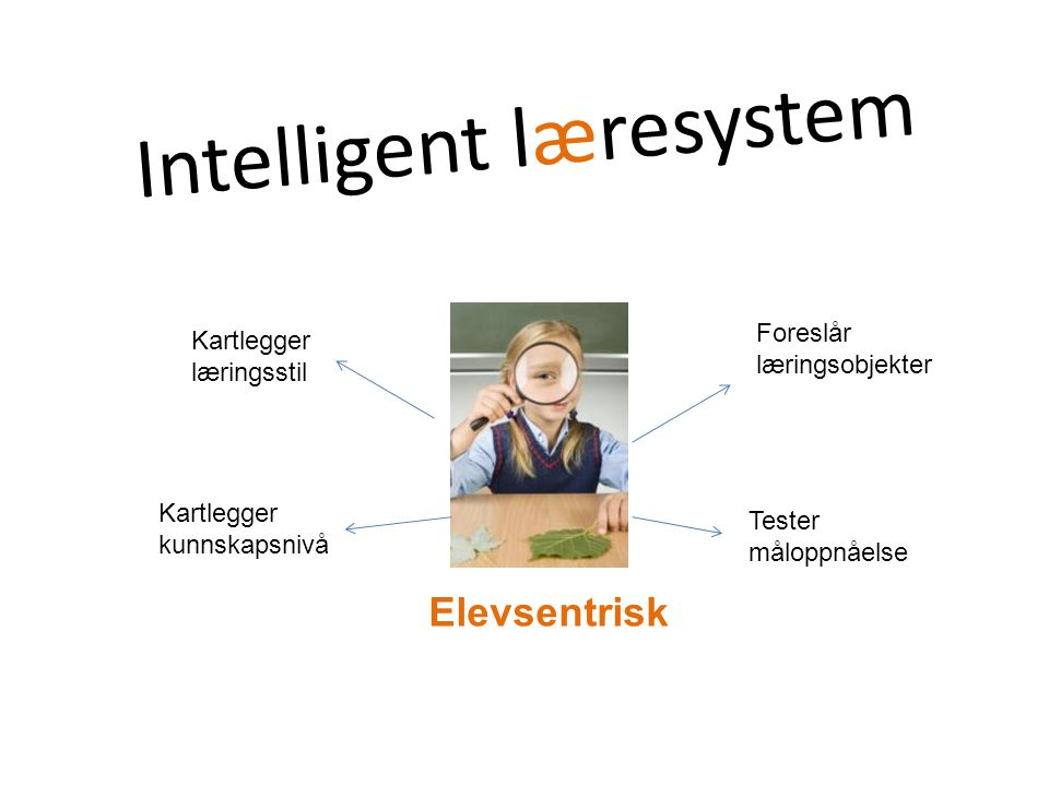 Intelligent læresystem