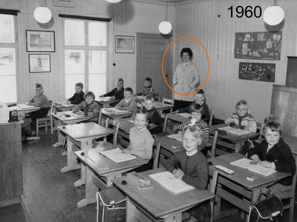 1960 Slik organiserte vi læreprosessene