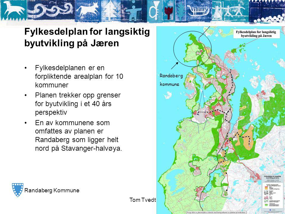 Fylkesdelplan for langsiktig byutvikling på Jæren